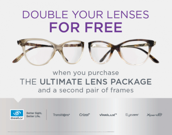 Double Your Lenses For Free